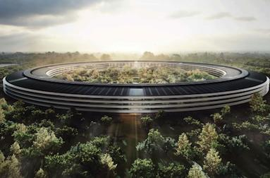 Cupertino Planning Commission approves Apple's 'spaceship' campus