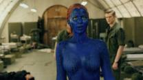 'X-Men: Days of Future Past' Clip: Private Outfit