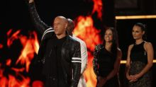 Vin Diesel pays tribute to Paul Walker at MTV Awards
