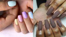 As 7 cores de esmalte mais populares do ano!