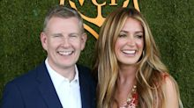 Cat Deeley and Patrick Kielty welcome second child