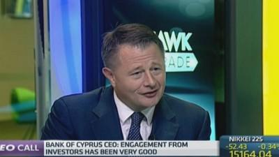 Hope Bank of Cyprus keeps out of the news: CEO