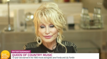 'He's not my biggest fan': Dolly Parton surprising admission about her husband