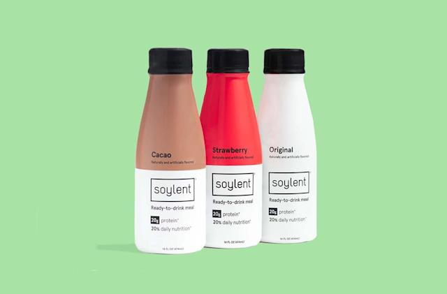 Soylent's meal replacement drinks are coming to the UK