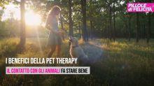 I benefici della Pet Therapy