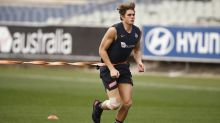 Blues lose Curnow for start of AFL season