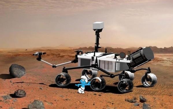 James Cameron convinces NASA to use 3D camera on next Mars mission