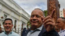 Número dois do chavismo, Diosdado Cabello, testa positivo para COVID-19