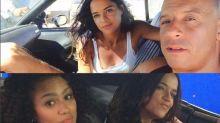 Michelle Rodriguez amenaza con dejar 'Fasta and Furious'