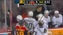 Dylan Strome scores using opponent's stick, then gives it back (Video)