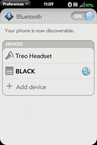 Palm's webOS 1.3.5.2 for European Pres adds Bluetooth tethering