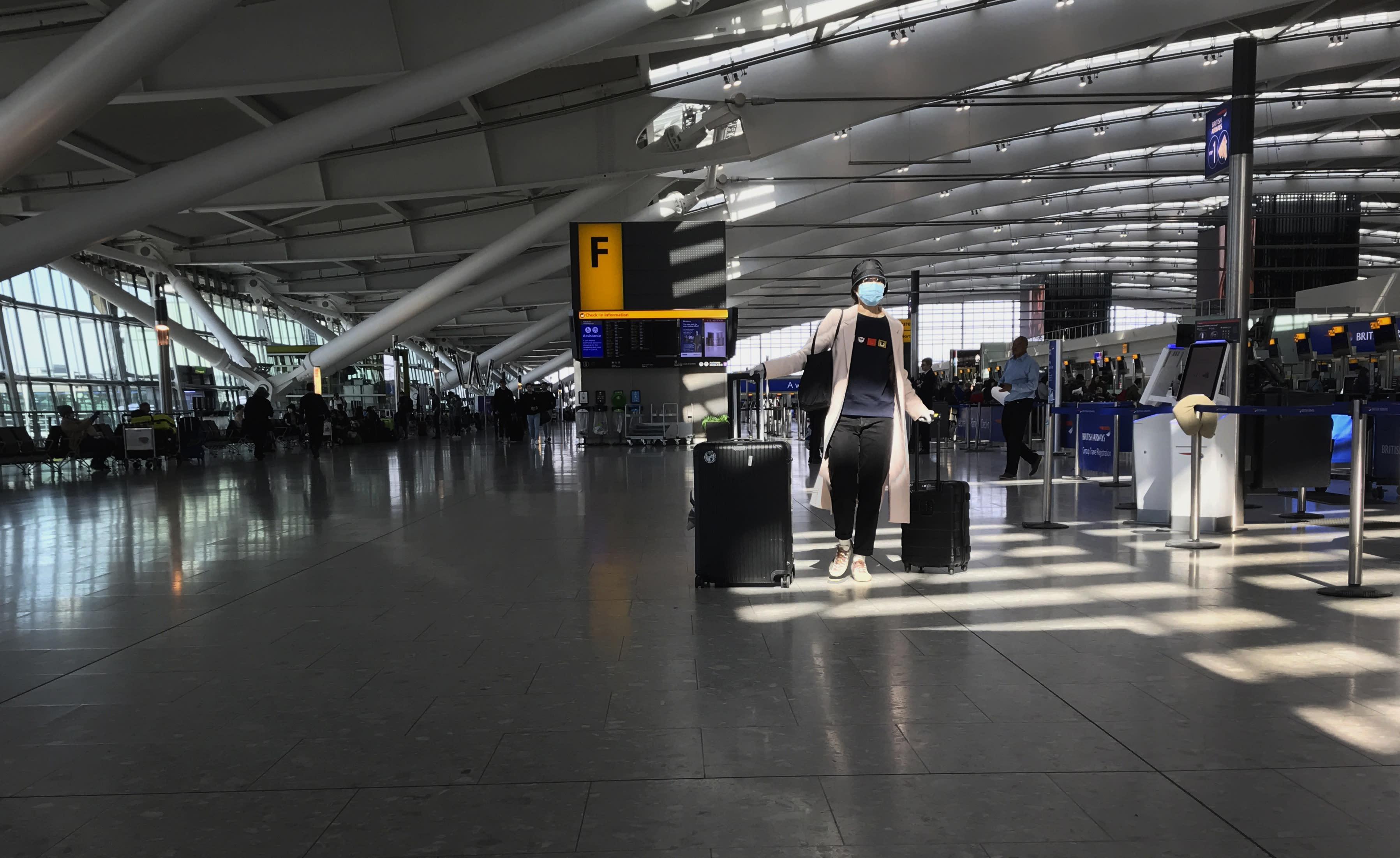Air Travel Testing Q&A