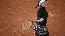 Roland-Garros (F) - Roland-Garros : Jelena Ostapenko s'offre Karolina Pliskova au 2e tour