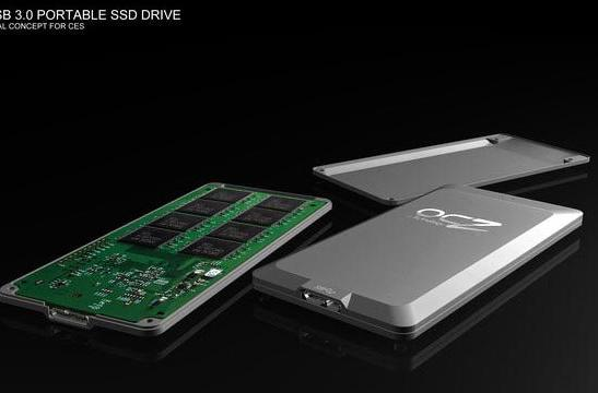 OCZ needs a name for USB 3.0 solid state drive