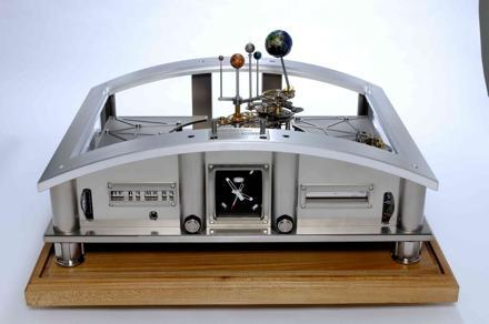 Clockwork model of the solar system is straight out of Myst