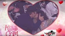 Ashton Kutcher and Mila Kunis Bring the Heat to Hockey Game with Steamy Kiss Cam Moment
