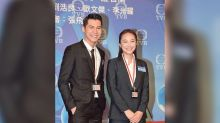 Carlos Chan denies cohabiting with Jeannie Chan