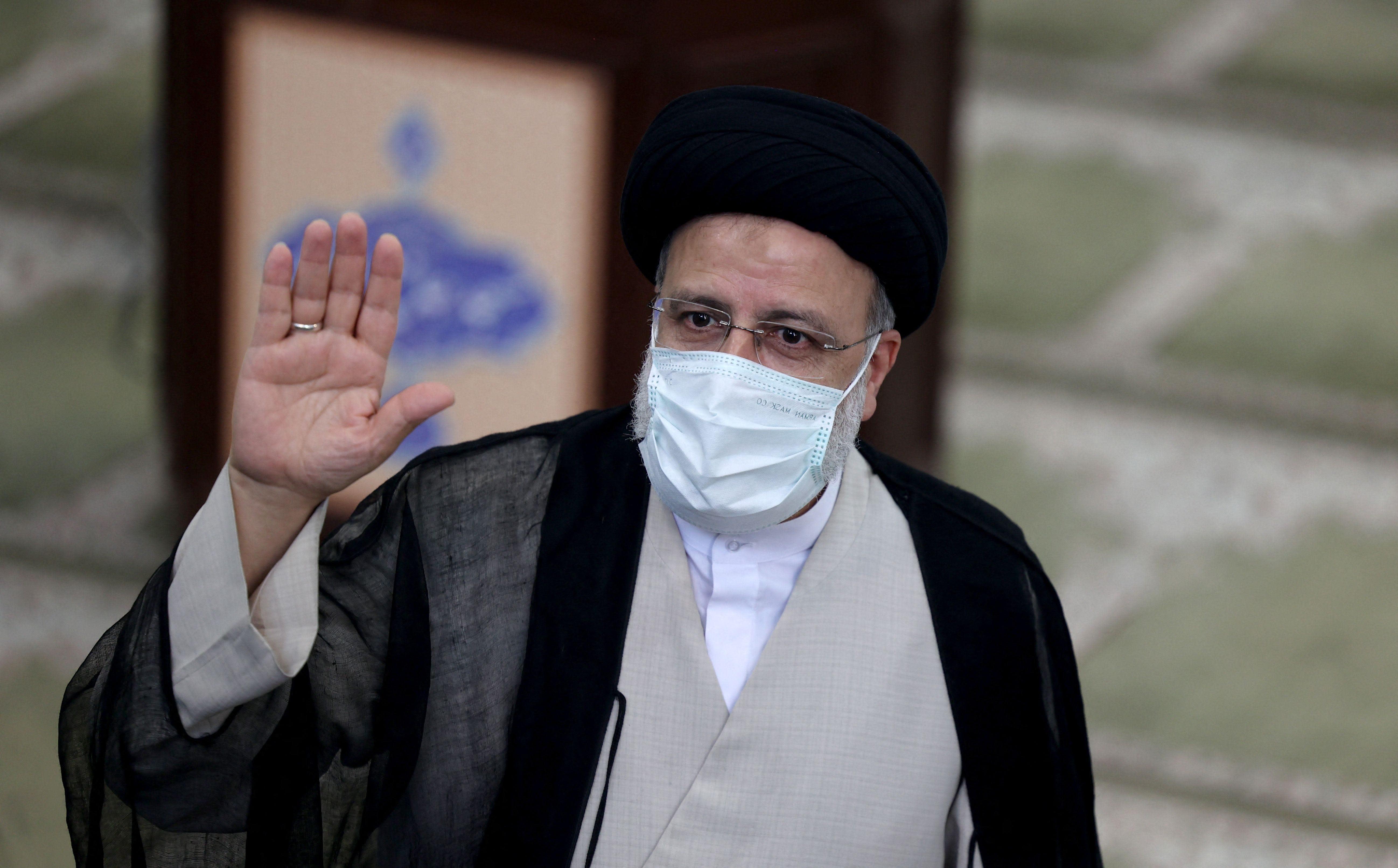 State media; Hardliner poised to win Iran presidency