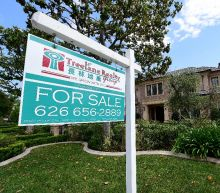 US existing home sales slow in February