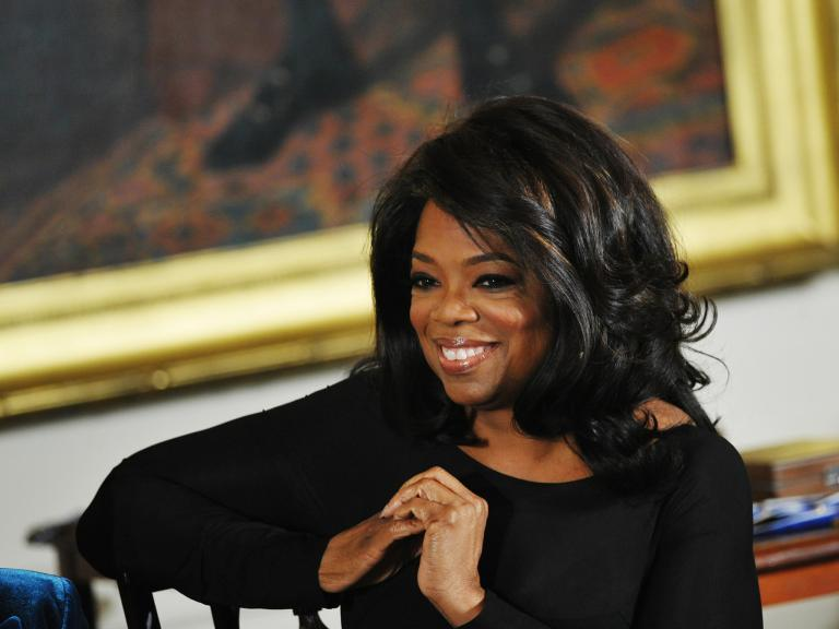 Oprah Winfrey responds to Donald Trump's late night rant about her: 'I don't like giving negativity power'