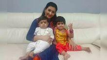 KGF Star Yash And Radhika Pandit's Adorable Kids Celebrate Their First Raksha Bandhan! SEE PICS