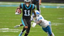 Panthers' Robby Anderson on the Jets, loving dogs and not wanting to lose Joe Brady