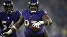Former Ravens DT Michael Pierce had regrets about opting out of first Vikings season, but 'made the most of it'