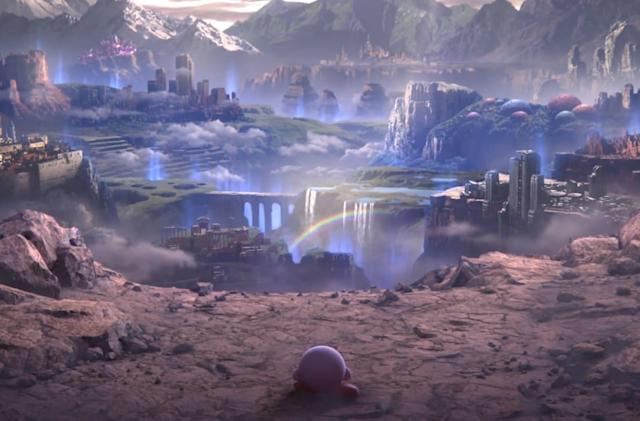 Get your first look at the 'Super Smash Bros. Ultimate' Adventure Mode