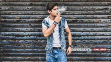 Rohan Mehra Smokes For The First Time In His Life For Class Of 2020- SEE EXCLUSIVE Pic