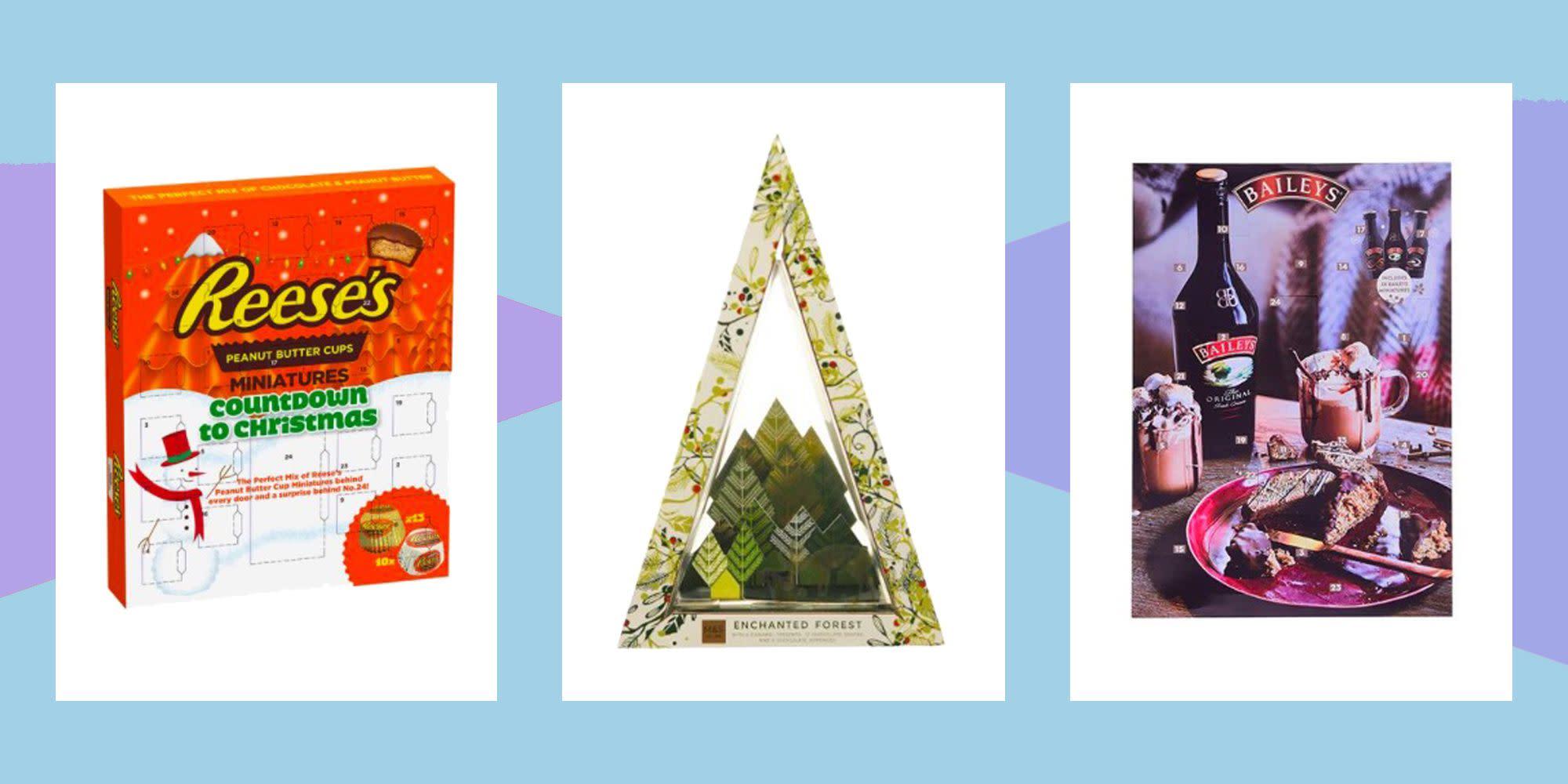 the best chocolate advent calendars 2018. Black Bedroom Furniture Sets. Home Design Ideas