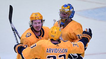 Preds trying to pry open championship window