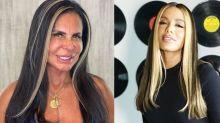 """Gretchen se inspira em Anitta e muda o visual: """"Amo demais"""""""