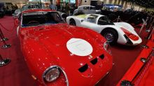 A Rare Ferrari 250 GTO May Fetch a Record $45 Million at Auction