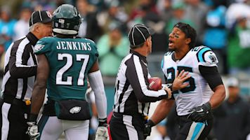 What's Eric Reid's beef with Malcolm Jenkins?