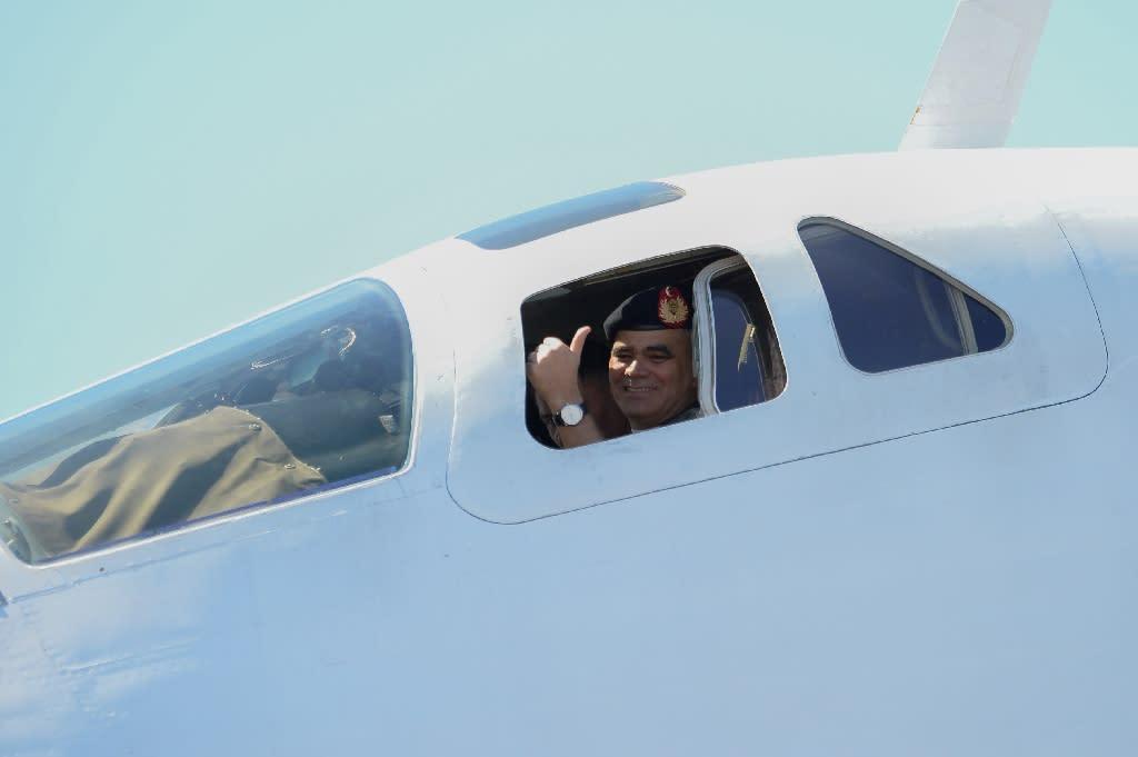 Russian planes go home after controversial Venezuela wargames