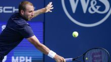 Dan Evans defeat ends British singles hopes at US Open