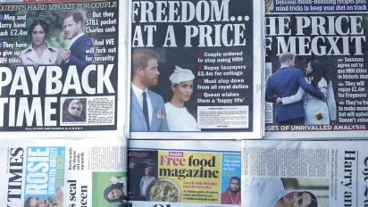 Meghan Markle, Prince Harry set to begin new life