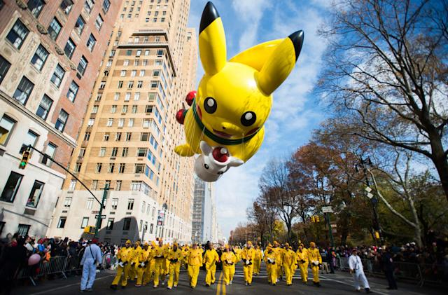 Watch the Macy's Thanksgiving Day Parade in 360-degree video