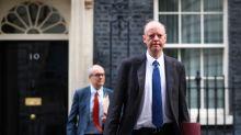 Las tres razones por las que el asesor de Johnson advierte de un invierno duro