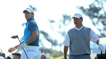 Jeff Knox, the world's luckiest playing partner, is back in action at Augusta