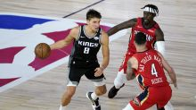 Bogdanovic's career-high 35 lead Kings past Pelicans 140-125