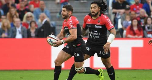 Rugby - Top 14 - RCT - Toulon avec la grosse équipe contre Castres