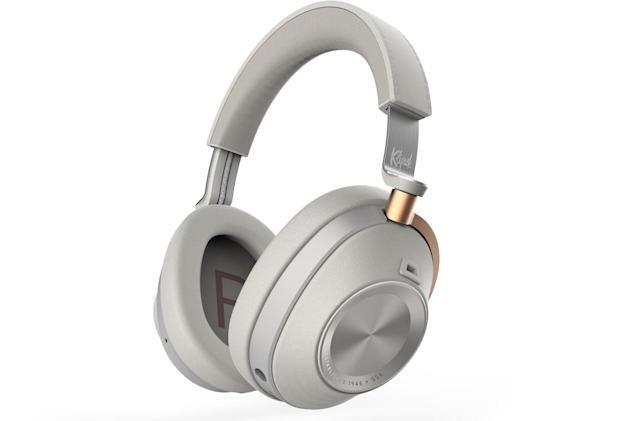 Klipsch debuts noise-cancelling headphones with 30 hours of listening