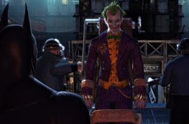 Batman: Arkham Asylum gets Hamill's Joker, Conroy's Batman