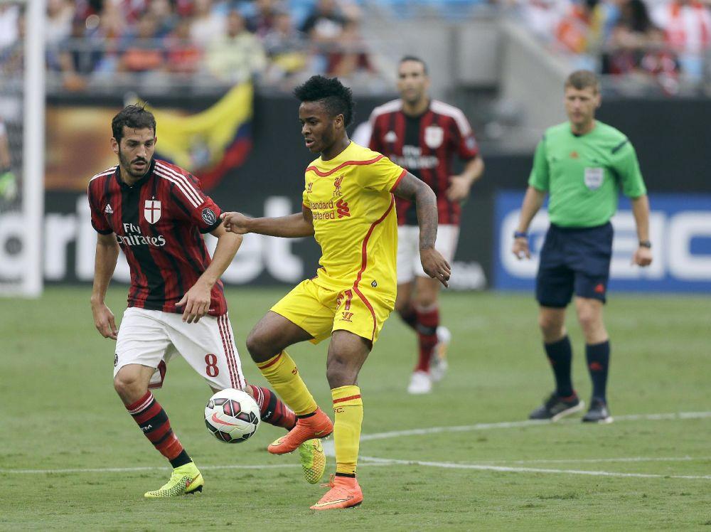 Liverpool beats AC Milan 2-0