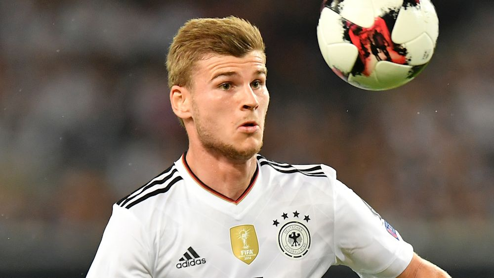 Werner ruled out for Germany