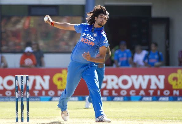 Ishant was selected for World Cup 2015