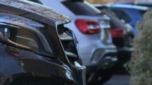 Biggest annual drop in car sales since 2009