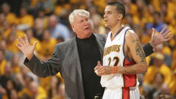 Matt Barnes: 'We Believe' Warriors celebrated by smoking weed with Woody Allen at Don Nelson's place