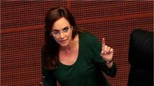 """""""Así empezó Venezuela"""": Lilly Téllez al apoyar a Loret de Mola"""